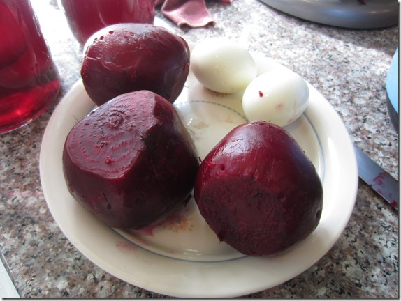 Beet Egg Recipe Cook Geek 024