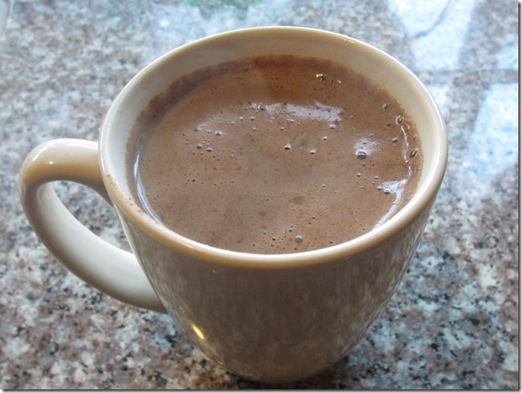Cinnamon Mocha Recipe Cook Geek 001