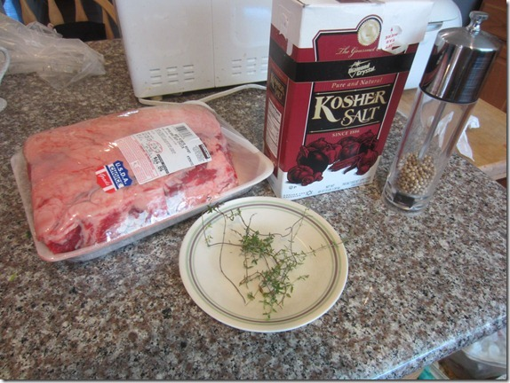 Cook Geek Ribeye Roast Christmas 001