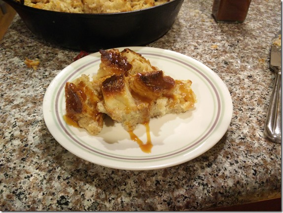 1 a cook and a geek bread pudding
