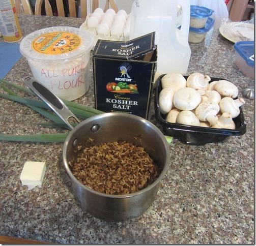 Wild Rice Mushroom Pancake Recipe Cook Geek 004