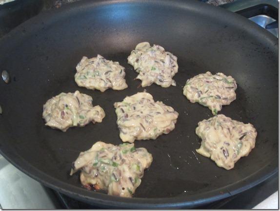 Wild Rice Mushroom Pancake Recipe Cook Geek 018