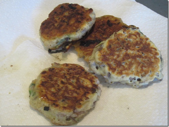 Wild Rice Mushroom Pancake Recipe Cook Geek 019