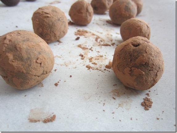 Balsamic Vinegar Chocolate Truffle Recipe Cook Geek 030