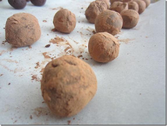 Balsamic Vinegar Chocolate Truffle Recipe Cook Geek 031