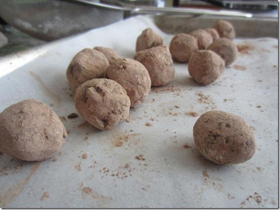 Balsamic Vinegar Chocolate Truffle Recipe Cook Geek 035