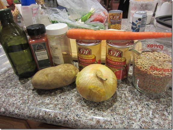 Curried Lentil Soup Cook Geek 002