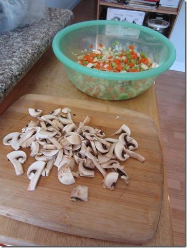 Leftover Turkey Soup Recipe 013
