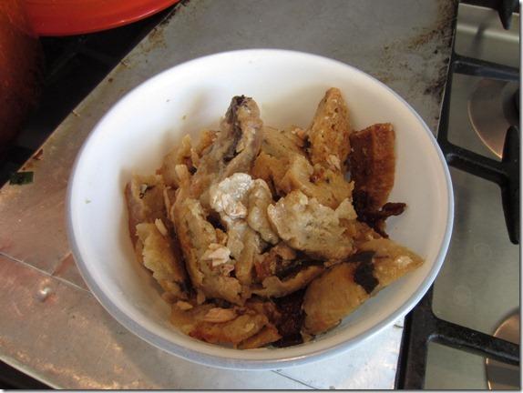 Leftover Turkey Soup Recipe 031