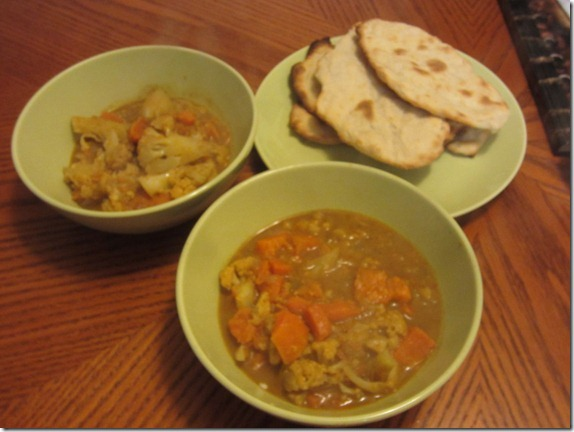 Baka Yam Curry Naan Cook and Geek Recipe 016