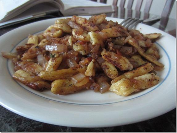 Cook and Geek Recipe Parisienne Gnocchi 042