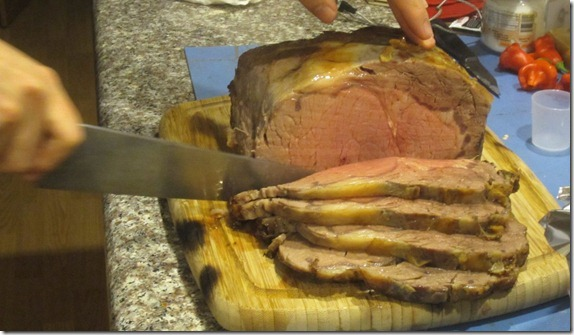 Cook Geek Ribeye Roast Christmas 016